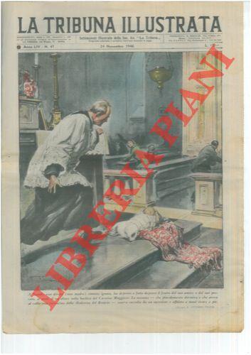 A Napoli, una donna (una madre) rimasta ignota, ha deposto il frutto del suo amore o del suo peccato ai piedi di un altare nella basilica del Carmine Maggiore. La neonata veniva raccolta da un sacerdote.