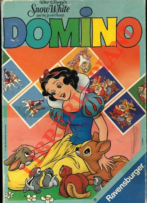 Domino. Biancaneve e i sette nani (Snow White and the Seven Dwarfs).