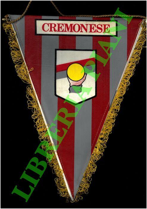 U.S. Cremonese. (Tricolore sul retro)