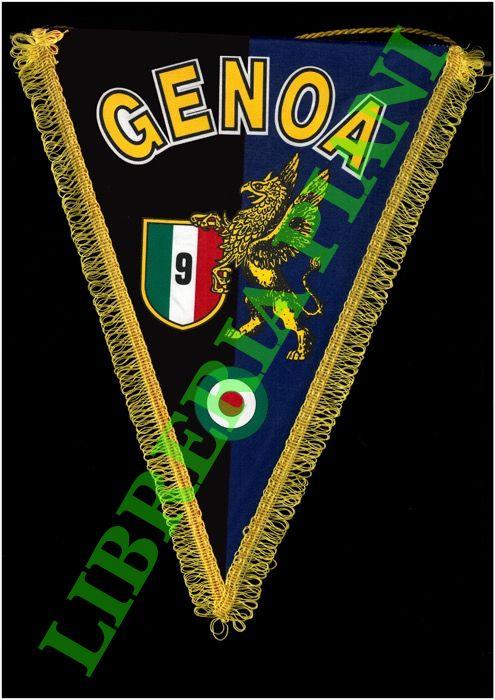 Genoa 1893 (Tricolore sul retro)