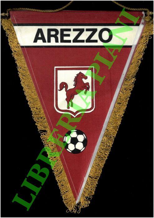 U.S. Arezzo. (Tricolore sul retro)
