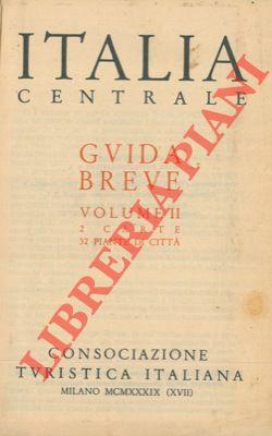 Italia Centrale. Vol. II.