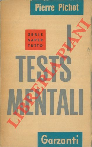I tests mentali.