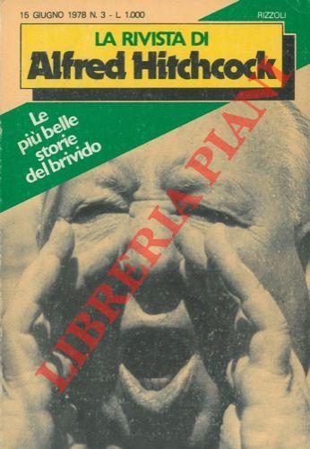 La rivista di Alfred Hichcock. N. 3. 15 giugno 1978.