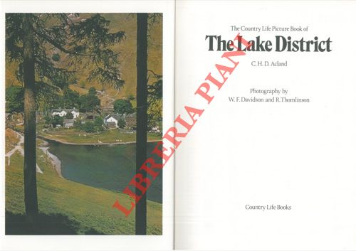 The Country Life Picture Book of The Lake District. Photography by W. F. Davidson and R. Thomlinson.
