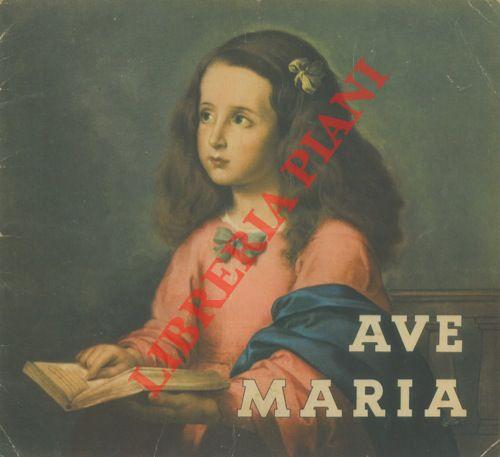 Ave Maria! . Illustrazioni di C. Gandolfo.