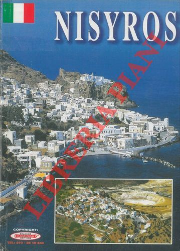 Nisiros o l'isola volcanica.