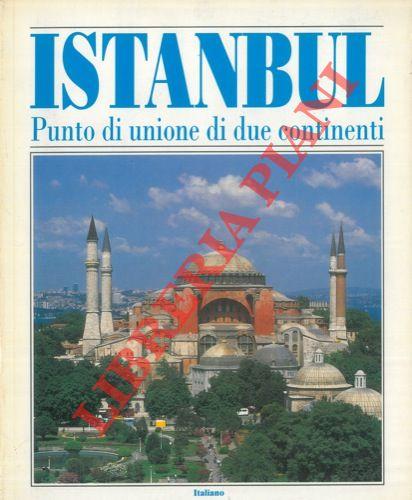 Istanbul. Punto di unione di due continenti.