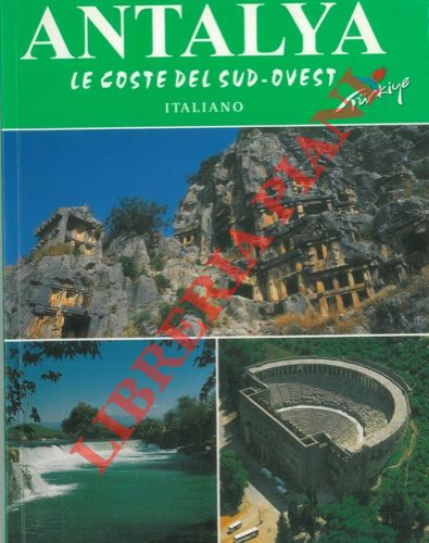Antalya. Le coste del sud - ovest.