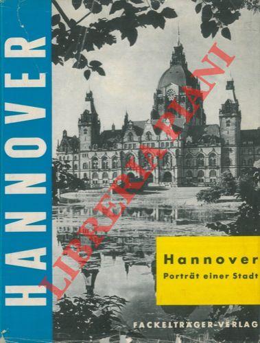 Hannover Portrait Einer Stadt.