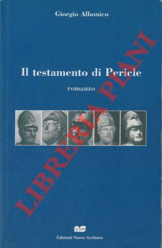 Il testamento di Pericle.