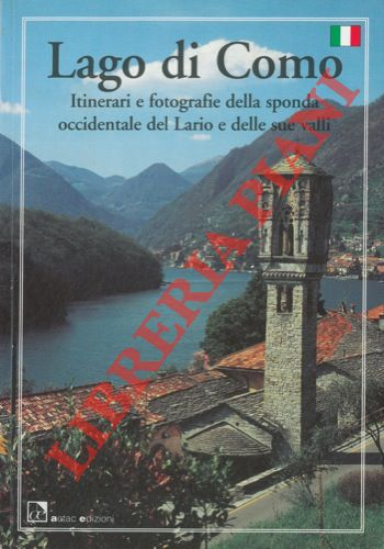 Nuova guida del Lago di Como e delle sue valli.