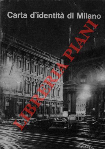 Carta d'identità di Milano.