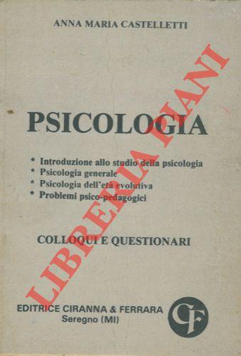 Psicologia.