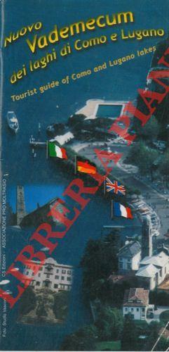 Nuovo Vademecum dei laghi di Como e Lugano. Tourist guide of Como and Lugano lakes.