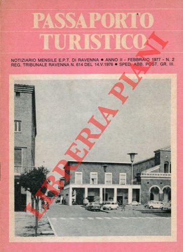 Passaporto turistico. Anno II. N. 2.