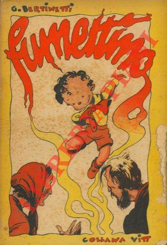 Fumettino storia del monello di fumo. Illustrazioni di Cozzi.
