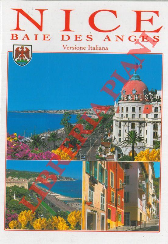 Nice Baie des Anfes. Versione Italiana.