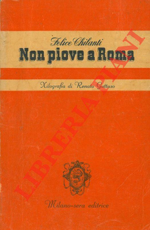 Non piove a Roma.
