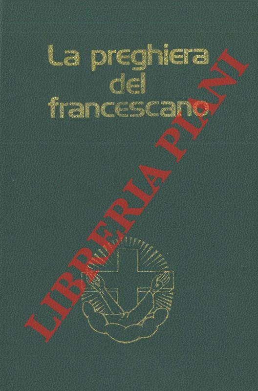 La preghiera del francescano.