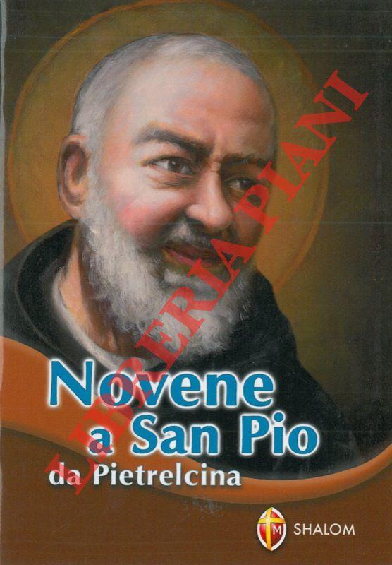Novene a San Pio da Pietrelcina.