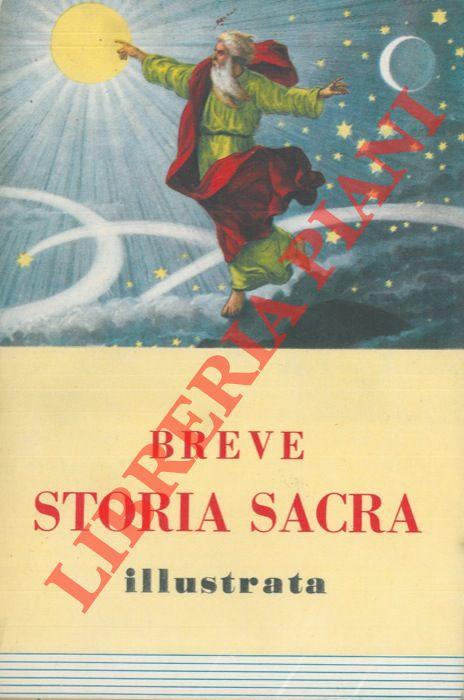 Breve Storia Sacra illustrata.