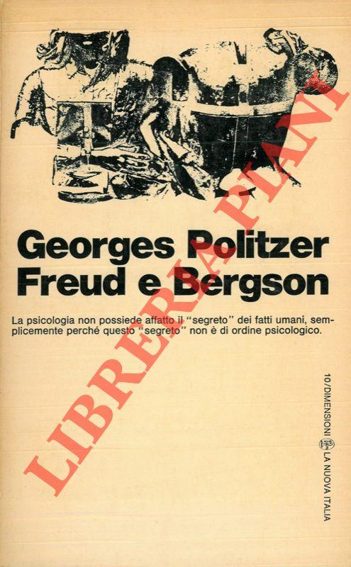 Freud e Bergson.