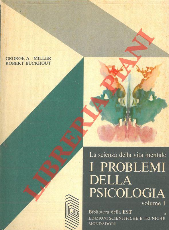 I problemi della psicologia.