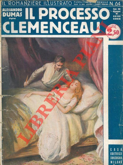 Il processo Clemenceau. Memorie dell'accusato.