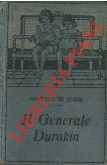 Il Generale Durakin. Disegni di Carlo Chiostri.