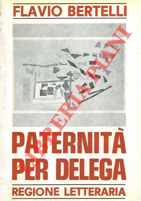 Paternità per delega.