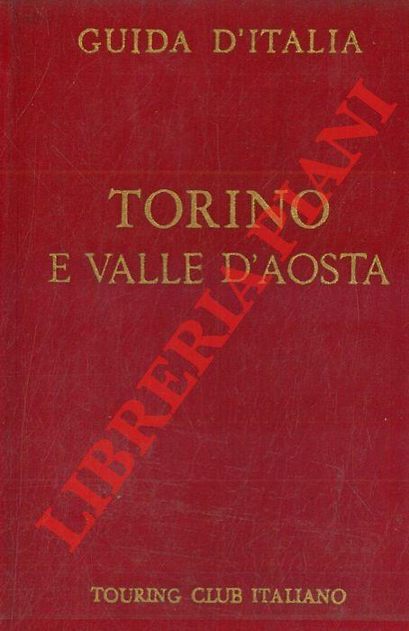 Torino e Valle d'Aosta.