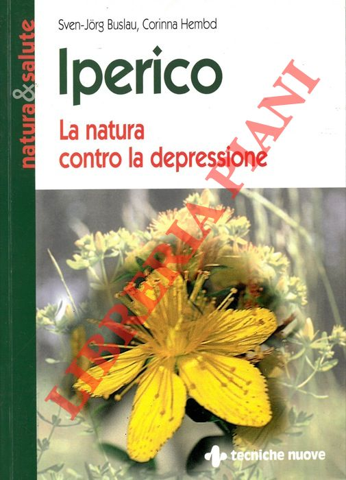 Iperico. La natura contro la depressione.