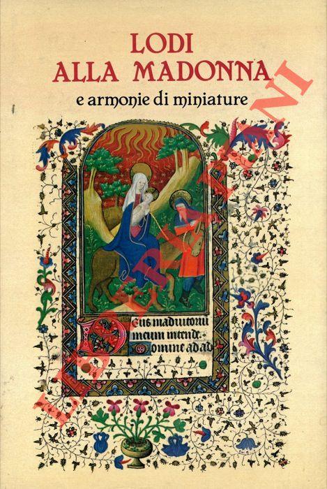 Lodi alla Madonna nel primo millennio delle Chiese d'Oriente e d'Occidente.