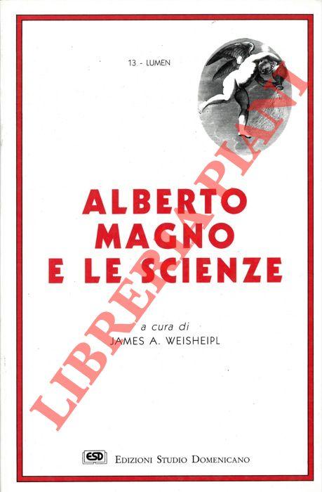 Alberto Magno e le scienze.