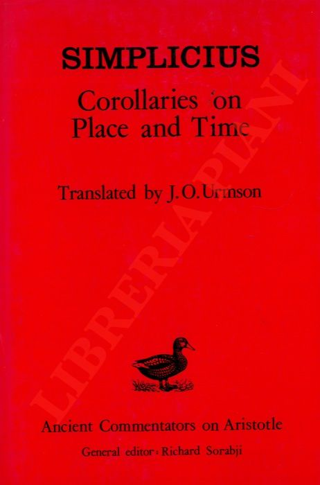 Corollaries on Place and Time.