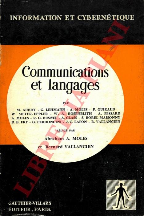 Communications et langages.
