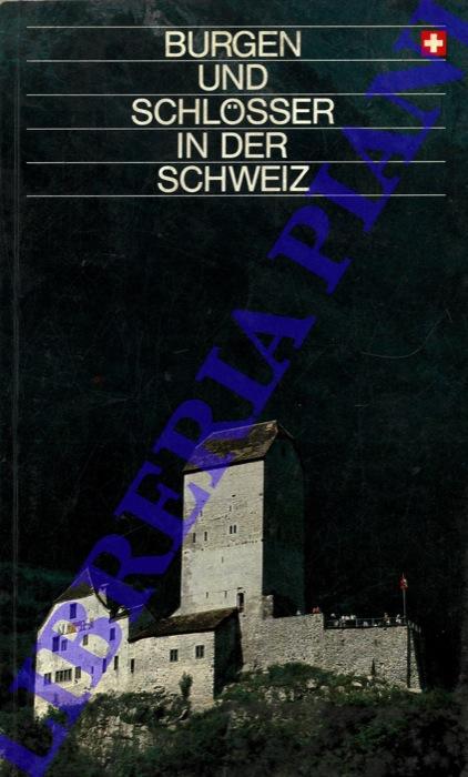 Burgen und Schlosser in der Schweiz.