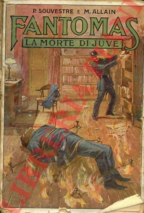 Fantomas. La morte di Juve.
