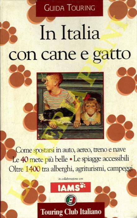 In Italia con cane e gatto.