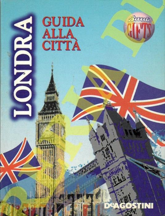 Londra. Guida alla città. Inglese dizionario tascabile.