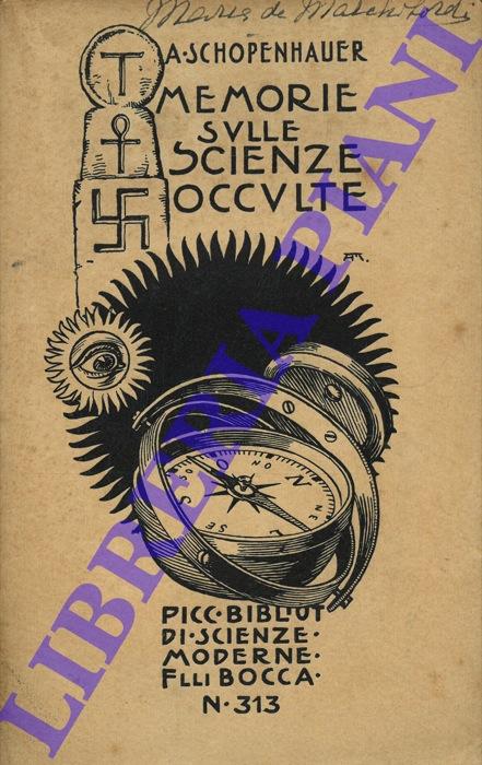 Memorie sulle scienze occulte