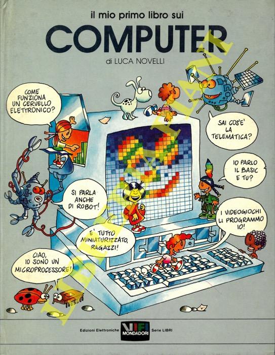 Il mio primo libro sul computer.