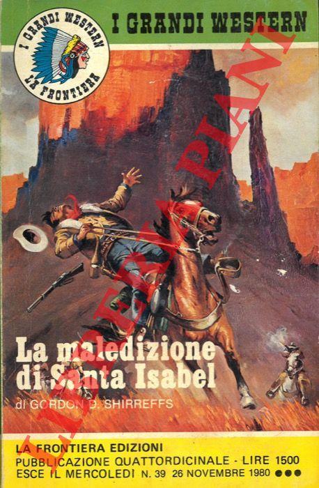 La maledizione di Santa Isabel.