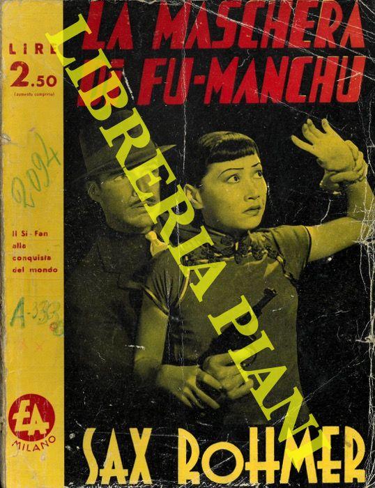 La maschera del Fu-Manchu.
