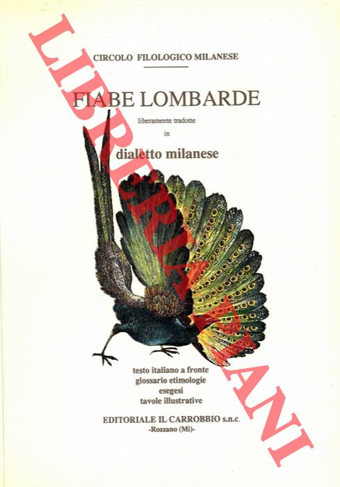 Fiabe lombarde liberamente tradotte in dialetto milanese.