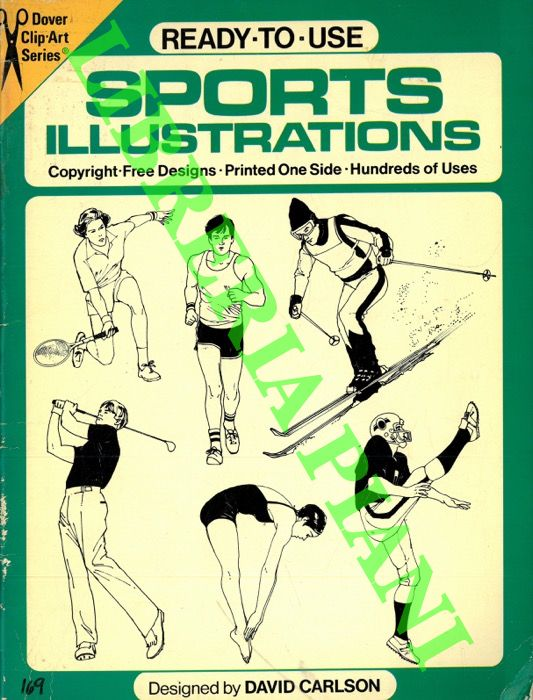 Ready to Use Sports illustrations.