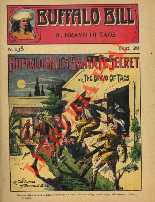 Buffalo - Bill l'eroe del Wild West. (Cent. 20).