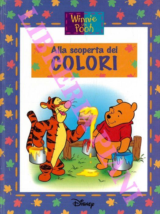 Alla scoperta dei colori.