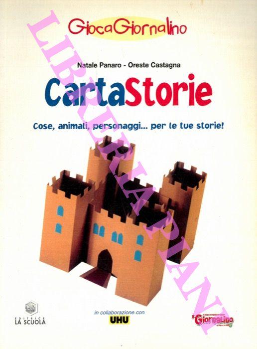 CartaStorie. Cose, animali, personaggi... per le tue storie!